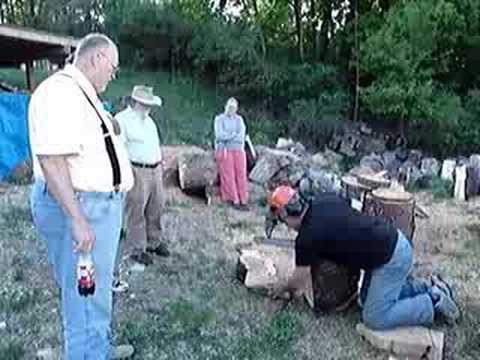 How To Cut Burl Wood