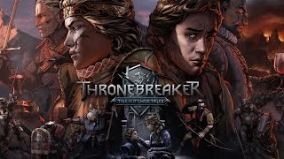 Thronebreaker: The Witcher Tales (PS4) - Gameplay - Primeiros 59 Minutos - Dublado e Legendado PT-BR