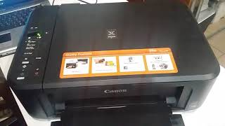 Canon MG2240  Принтер не печатает самостоятельное обслуживание и ремонт