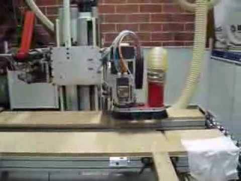 Centro di lavoro 5 assi per legno youtube - Lavoro per piastrellista ...