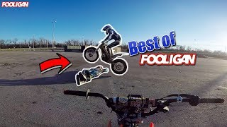 Pit Bike Fails, Bad Ideas & Police (Best of Pt. 7)