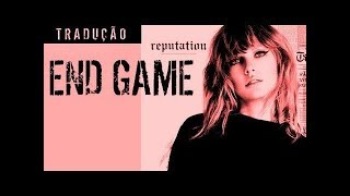Taylor Swift - End Game ft. Ed Sheeran and Future  Cover (Lyrics Official) Subtitled