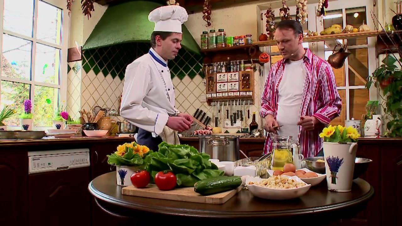 Muzyczna Kuchnia Prowadzenie Damian Holecki Odcinek 2 Youtube