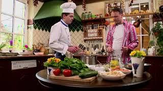 Muzyczna Kuchnia prowadzenie Damian Holecki odcinek 2