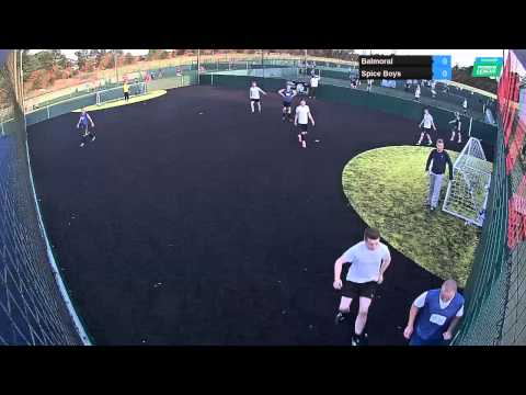 Balmoral Vs Spice Boys - 14-07-15 19:55 - DIV2 - Tuesday  - Watford Powerleague Lucozade