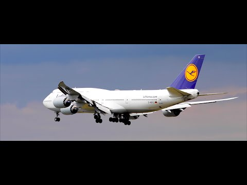 45 Minutes of Plane Spotting at Frankfurt Zeppelinheim (FRA/EDDF)