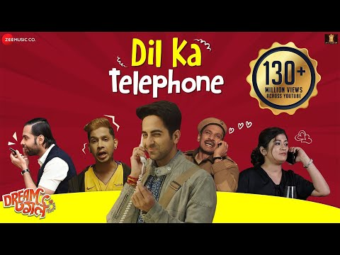 Download Lagu  Dil Ka Telephone - Dream Girl | Ayushmann Khurrana |Meet Bros Ft.Jonita Gandhi& Nakash Aziz | Kumaar Mp3 Free
