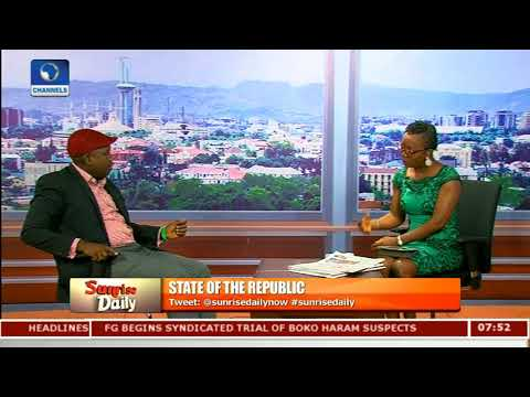 Aso Villa Clinic: Corruption Is Not Just Fighting,It Resides In The Power House Pt.4|Sunrise Daily|