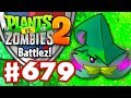 ENCHANT-MINT! New Power Mint! - Plants vs. Zombies 2 - Gameplay Walkthrough Part 679