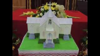 Anniversary Service - Replica Of Lebanon Moravian Church By Latisha Strann