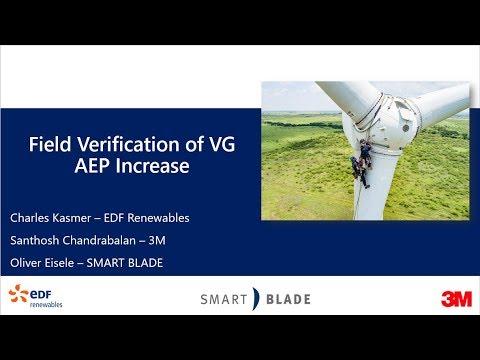 WEBINAR: Field Verification of VG AEP Increase