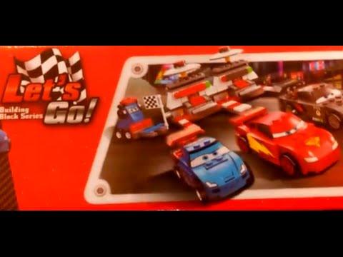 lego cars 2 toys let 39 s go youtube. Black Bedroom Furniture Sets. Home Design Ideas