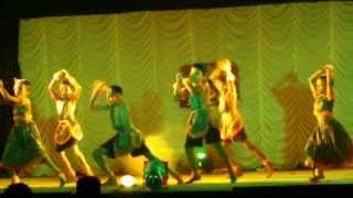 ambum kombum pazhassi raja Dance 2013