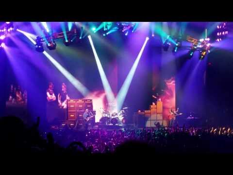 Rush Spirit of Radio live in Portland 7/21/2015