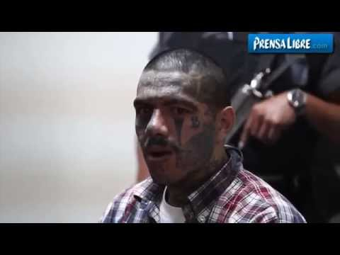 18 Street gang San Salvador