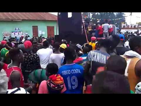 Ajumako Entumbil Akwambo festival.