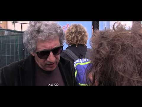 #PrimoMaggio2016 intervista a Eugenio Bennato