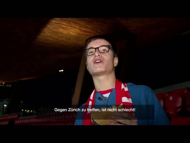 Emmanuel (14) aus Le Mont: Der einsamste Fan der Schweiz