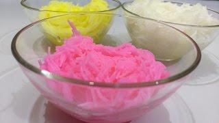 Homemade Falooda Sev Recipe in Hindi by Cooking with Smita - Falooda Noodles / Vermicelli Recipe