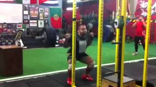 Supersquats week 1
