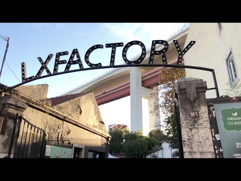 Startup Guide Store - Grand Opening, Lisbon // LX Factory