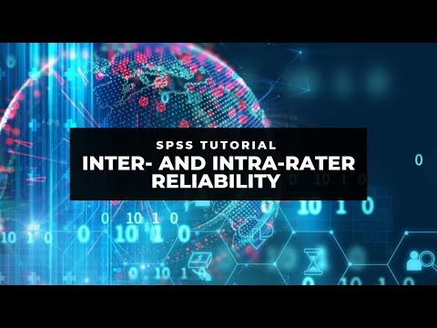 SPSS Tutorial: Inter and Intra rater reliability (Cohen's Kappa, ICC)