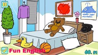 Fun English Kids Learn English - Free Online - Kid Game