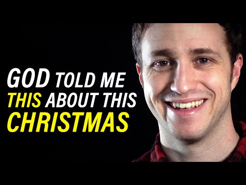 God Just Showed Me This About Christmas 2020 - Troy Black