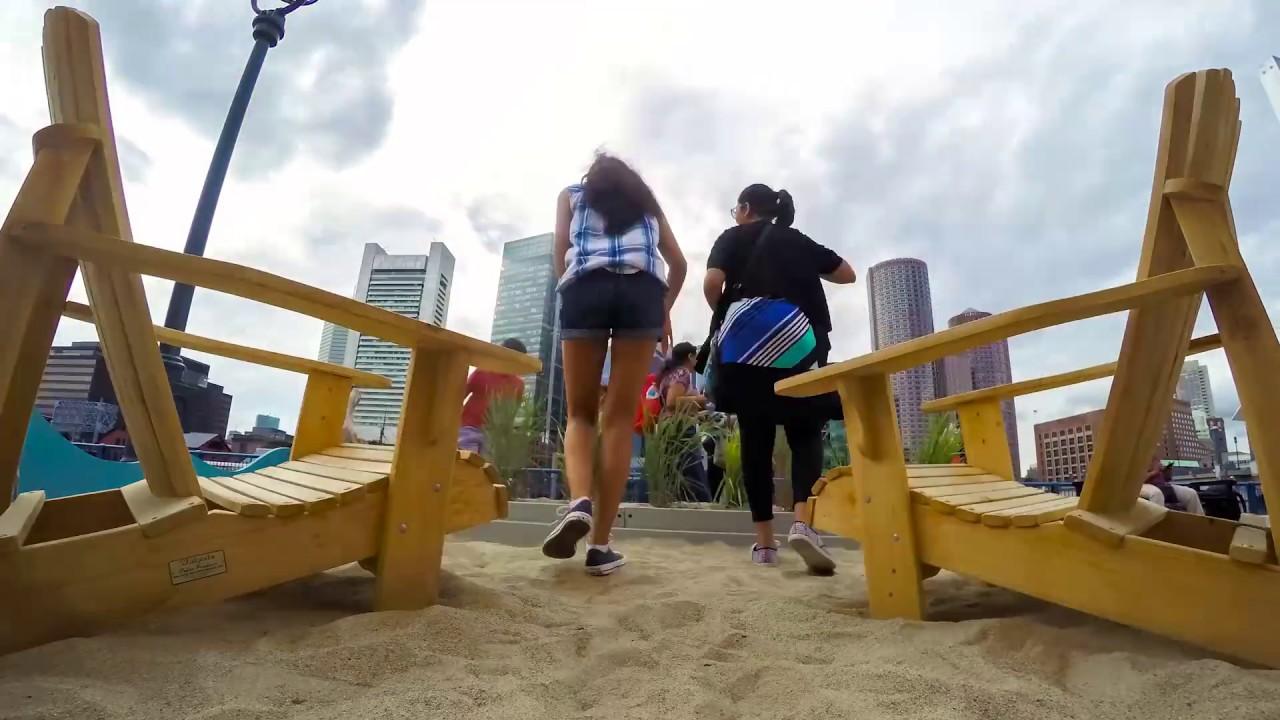 Trustees Crane Beach Pop Up Boston