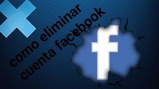 Como eliminar para siempre su facebook desde el móvil