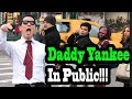 SINGING IN PUBLIC - DADDY YANKEE