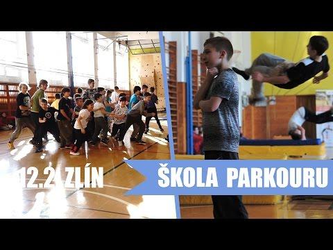 Parkour Zlín   Workshop 8