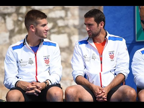 How well does Borna Coric know Marin Cilic?