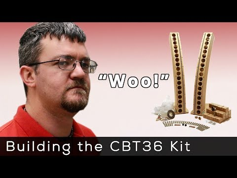 How to build the CBT36 Speaker Kit