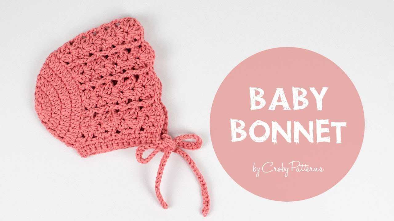 0-2 yrs Beautiful Pattern DK /& 4 Ply Christening Baby Bonnets To Knit