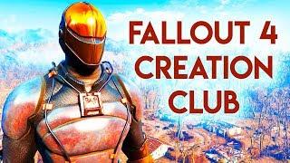 Fallout 4 | CREATION CLUB #1
