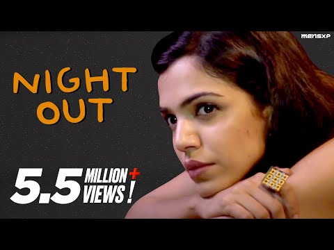 MensXP | Web Series | Love On The Rocks | Night Out Ft. Shriya Pilgaonkar