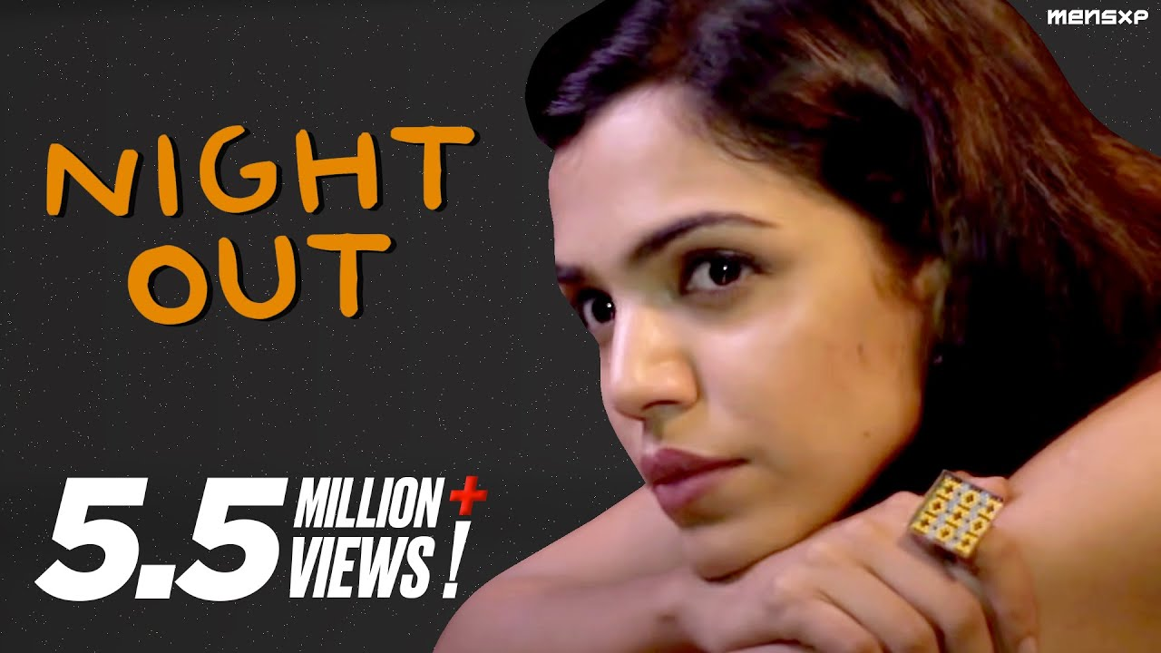 MensXP | Web Series | Love On The Rocks | Night Out Ft. Shriya Pilgaonkar