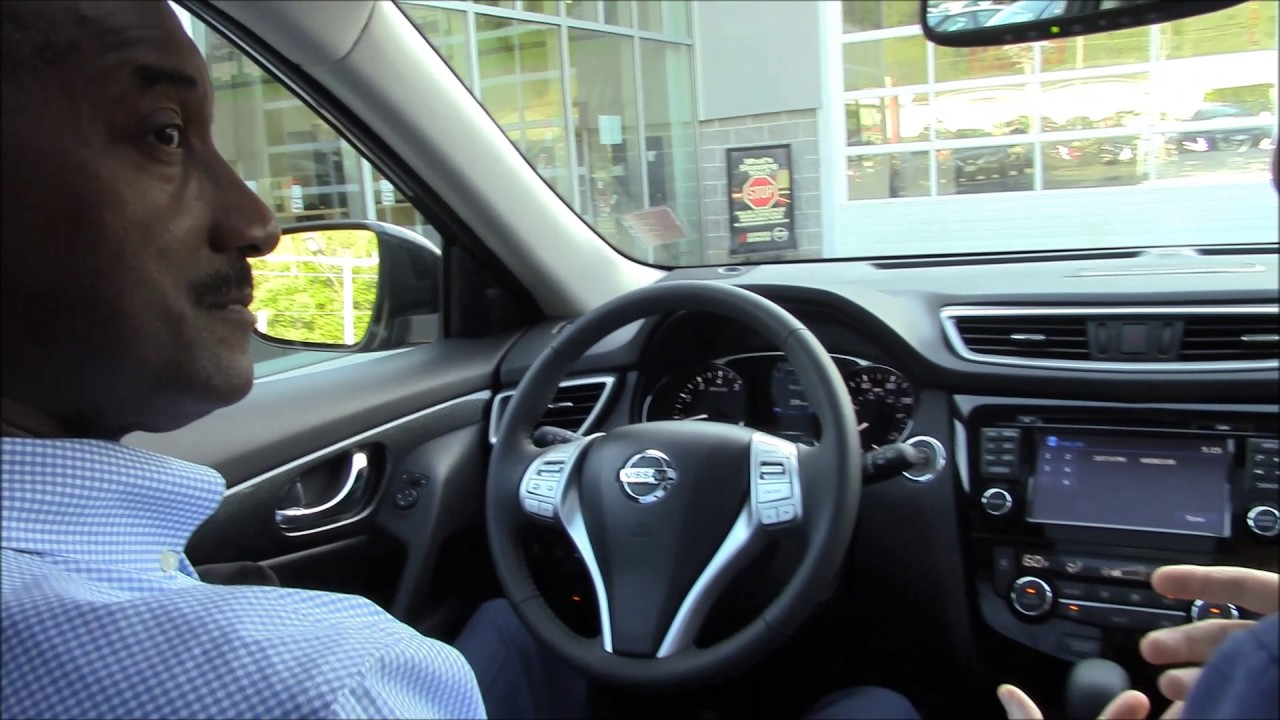 WEBE108 Tuesday Test Drive County Line Nissan: 2016 Nissan Rogue SL AWD