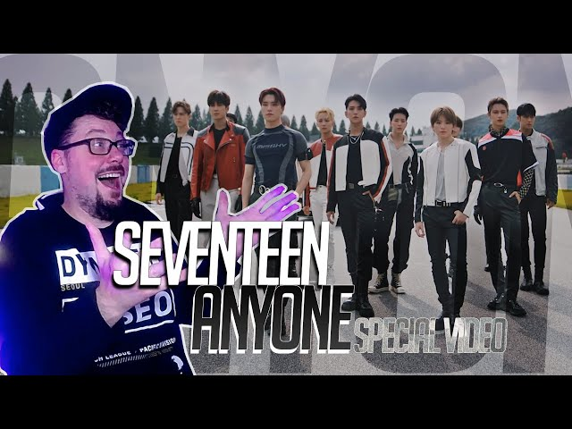 Mikey Reacts to [SPECIAL VIDEO] SEVENTEEN(세븐틴) - Anyone