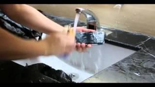 blackview BV5000 Waterproof dustproof frozen limit test