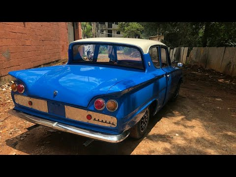 1962 ford consul classic 315 in india fully restored youtube. Black Bedroom Furniture Sets. Home Design Ideas