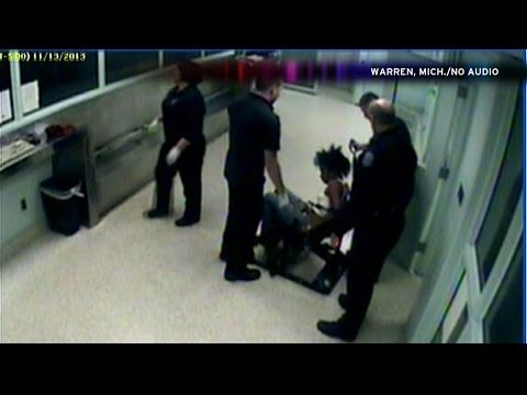 Police Caught Cutting Off Black Woman's Hair