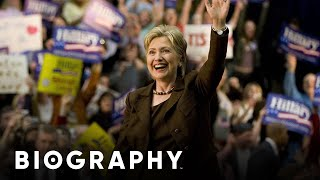 Hillary Clinton: First Lady, Secretary of State, Presidential Candidate | Biography