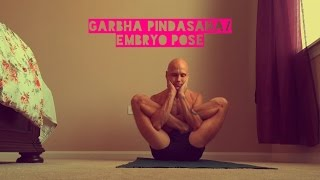Garbha Pindasana/Embryo Pose