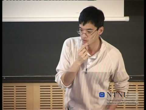 NTNU's Onsager Lecture, by Terence Tao, part 6 of 7