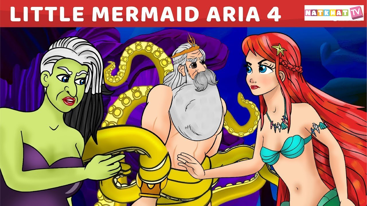 Little Mermaid Aria | Saving the King | नन्ही जलपरी अरिया | Episode 4