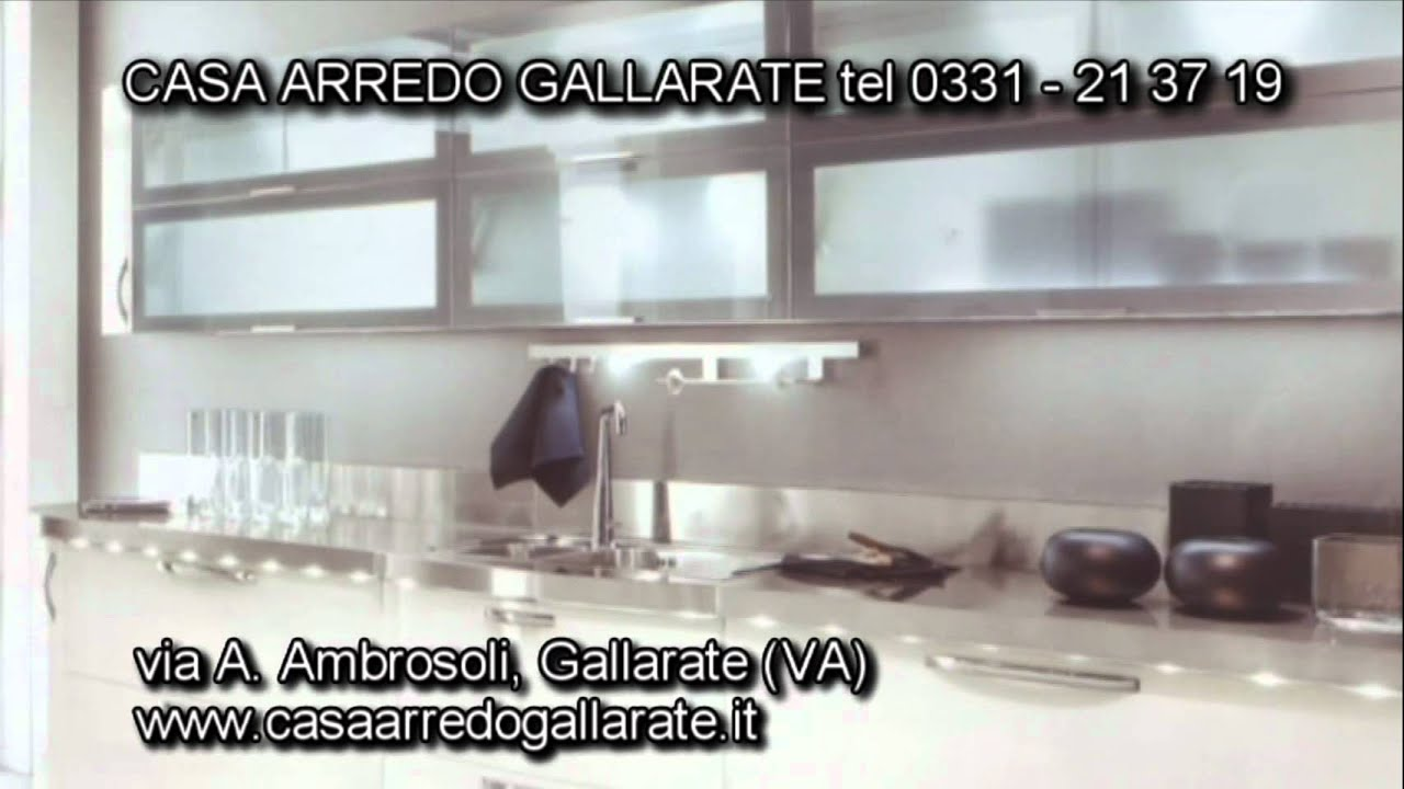 Casa arredo gallarate arredamento interni youtube for Casa arredo gallarate
