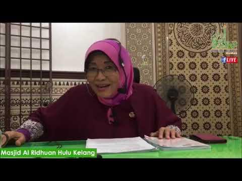 Ustaz Dr Rubiah K Hamzah : Keringat Yang Sia-sia