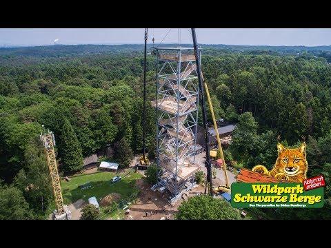 Wildpark Schwarzer Berge Anfahrt